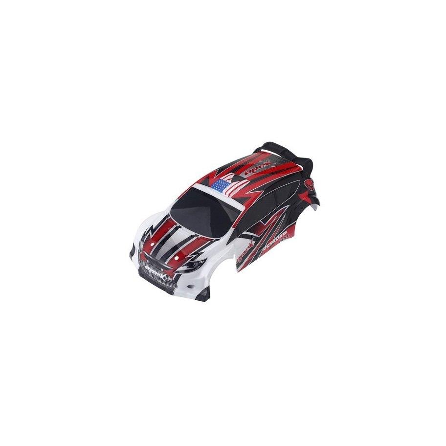 Lexan Body Red A949