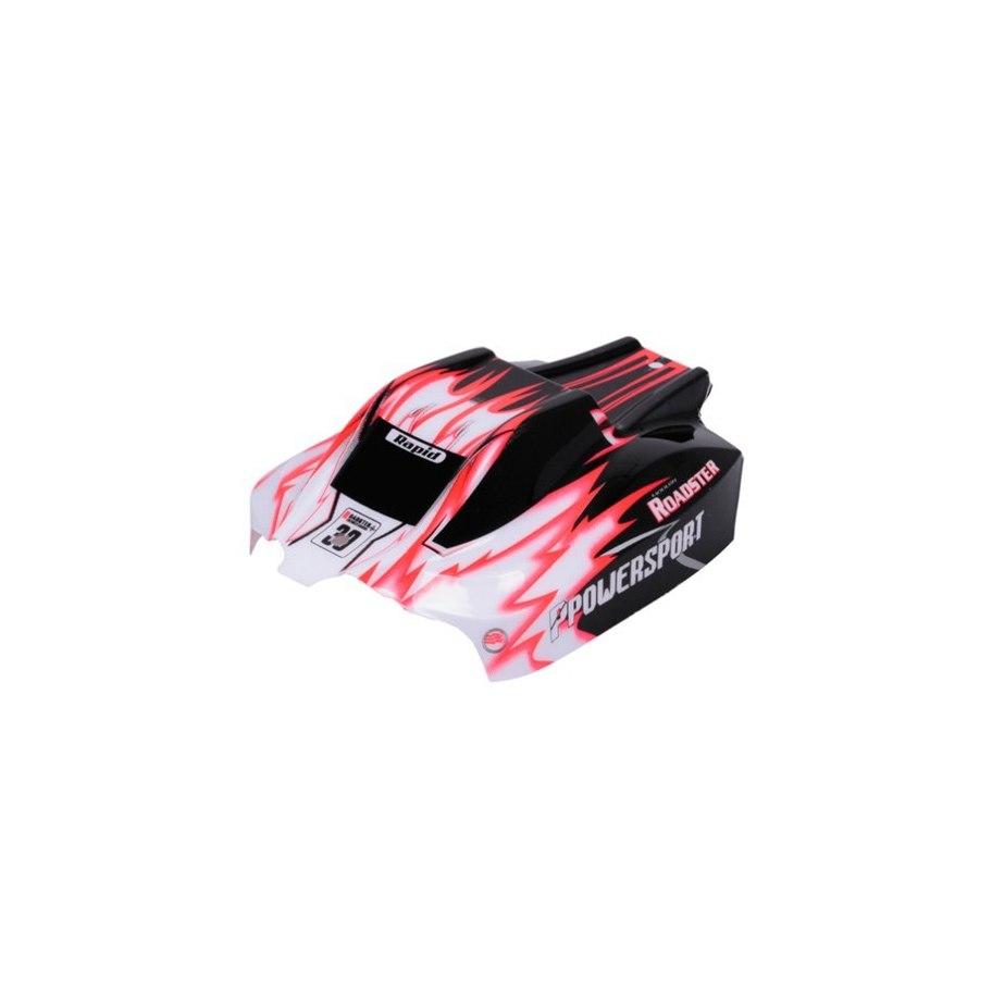 Lexan Body Red A959