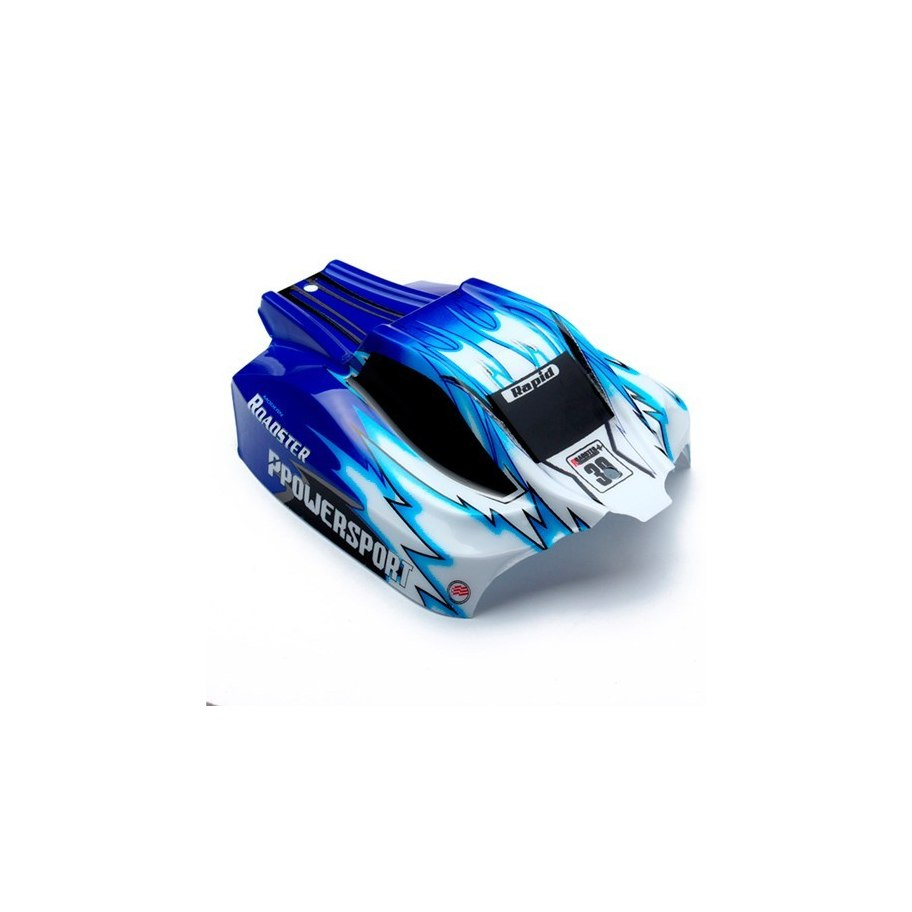 Lexan Body Blue A959