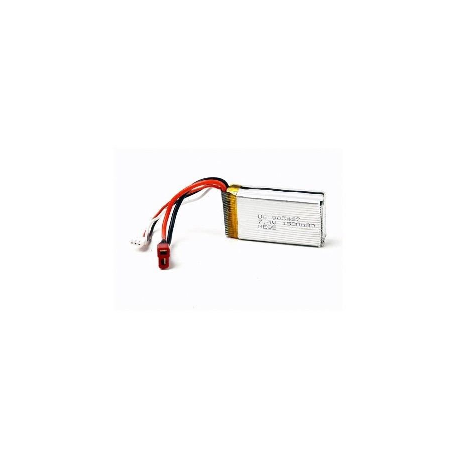 Wltoys Bateria LiPo 7.4v 1500mAh L969