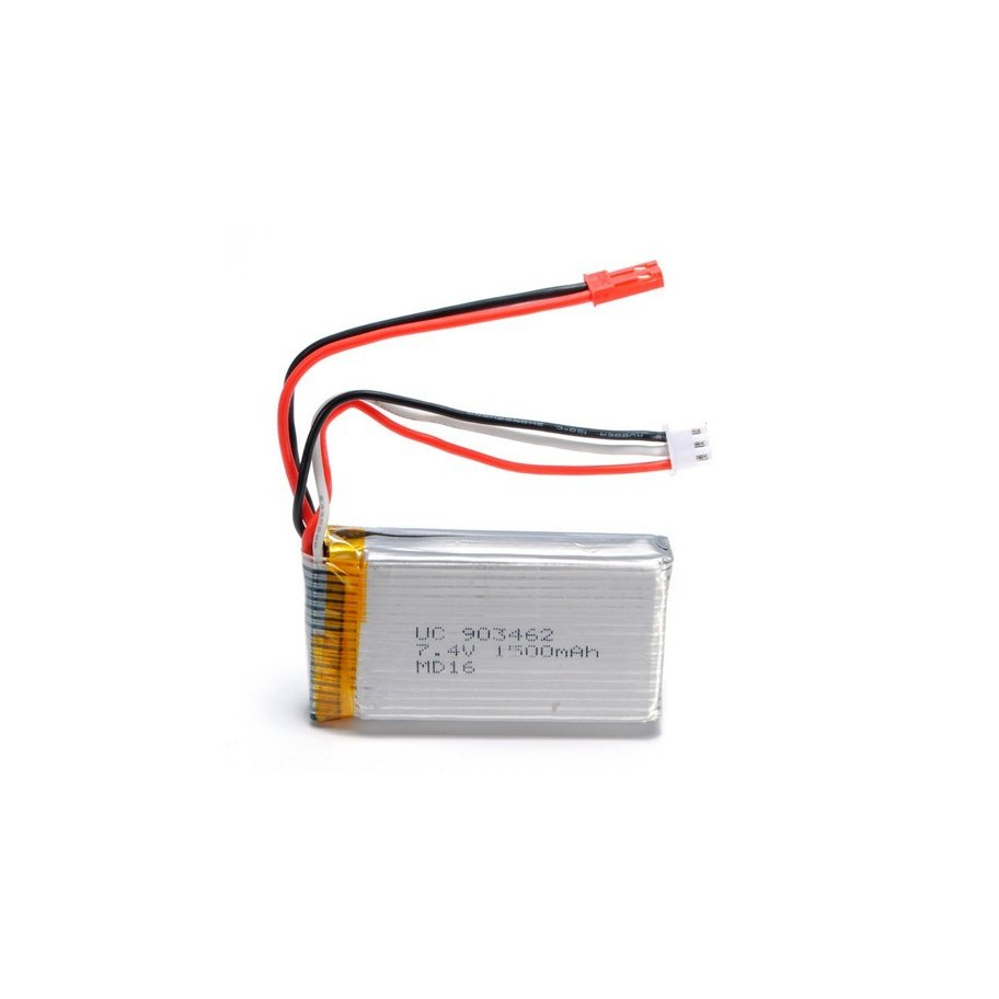 LiPo Battery 7.4v 1500mAh L959