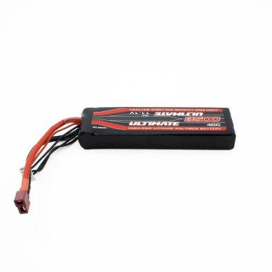 Ultimate 11.1v. 3500mAh LiPo Battery Stick T-Dean
