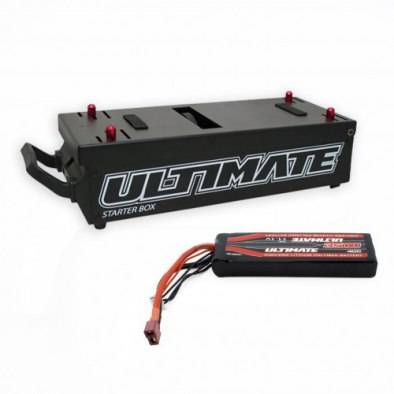 Combo Ultimate Racing Starter Box With 11.1v....