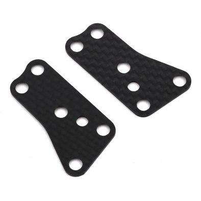 Associated RC8B3.2 Front Upper Arm Inserts...