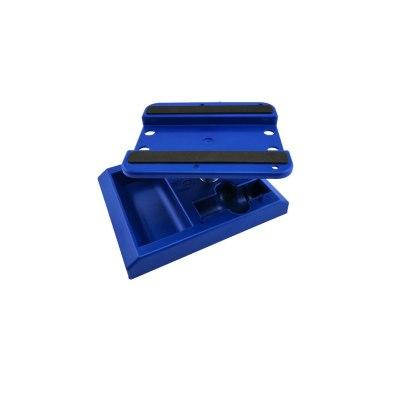Soporte Coche Giratorio Azul RCparts