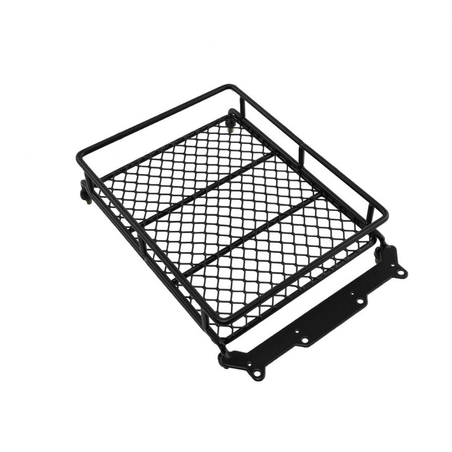 RCparts 1/10 Scale Crawler Accessory Roof Rack Luggage Tray 152X103mm