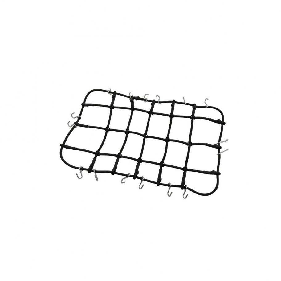 RCparts 1/10 Scale Crawler Accessory Luggage Net 200X130mm
