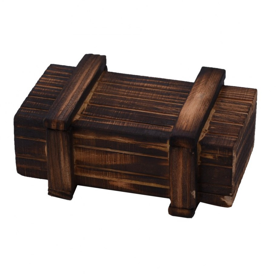 RCparts 1/10 Scale Crawler Accessory Wooden Box