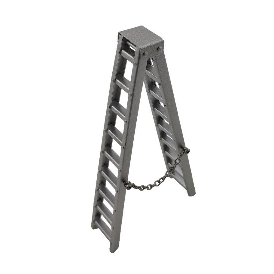 RCparts 1/10 Scale Crawler Aluminum Ladder (1Pc)