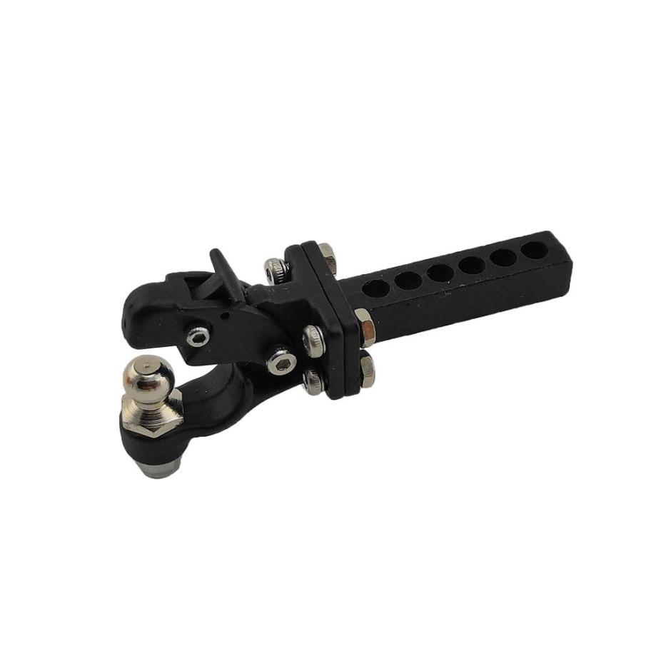 Enganche Remolque Aluminio 1/10 Crawler RCparts