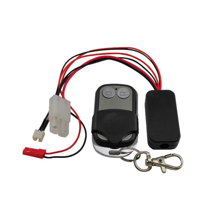 RCparts Wireless Winch Controller W/Remote & Controller