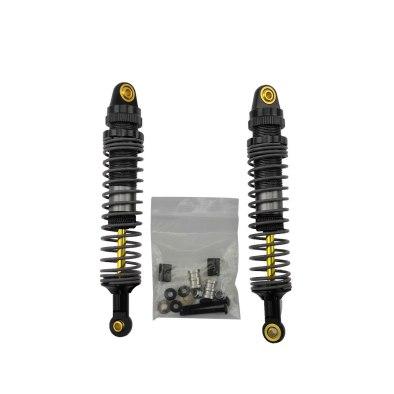 RCparts 1/10 Crawler Shocks 110mm Black (2Pcs)