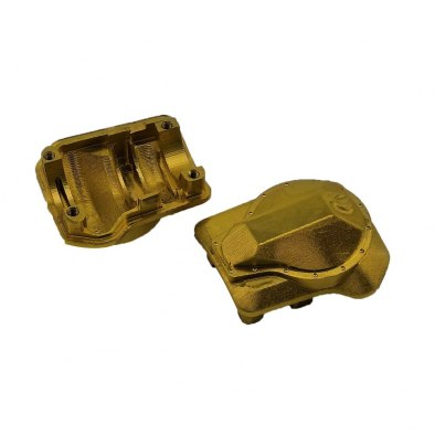RCparts Traxxas TRX-4 Brass Differential Cover