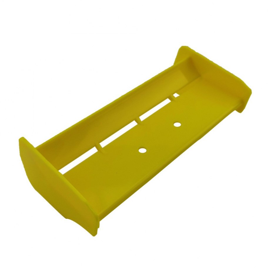 RCparts 1/10 Off Road Wing Yellow