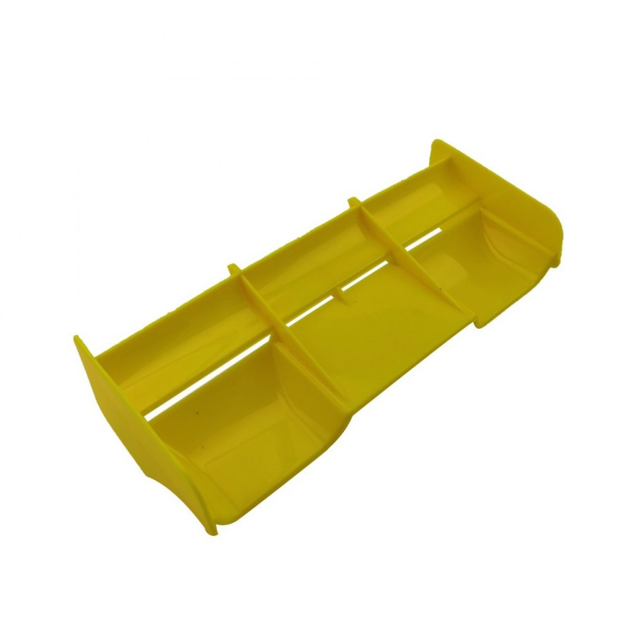 RCparts 1/8 Off Road Wing Yellow