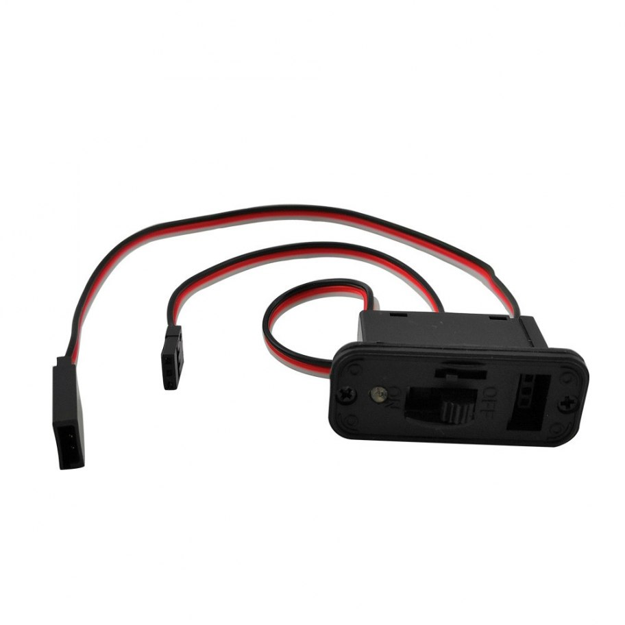 RCparts Led On/Off Switch W/ Charge Cord