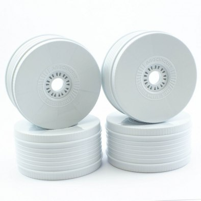 Procircuit Vortex Wheels V2 White (4Pcs)