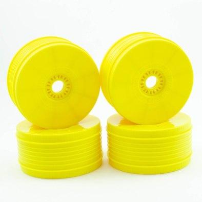 Procircuit Vortex Wheels V2 Yellow (4Pcs)