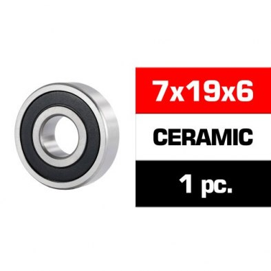 Ultimate Racing 7x19x6 (Cerámico) - Rodamiento...
