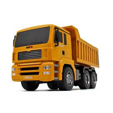 Huina 1332 2.4G 6Ch Rc Dump Truck 1:18
