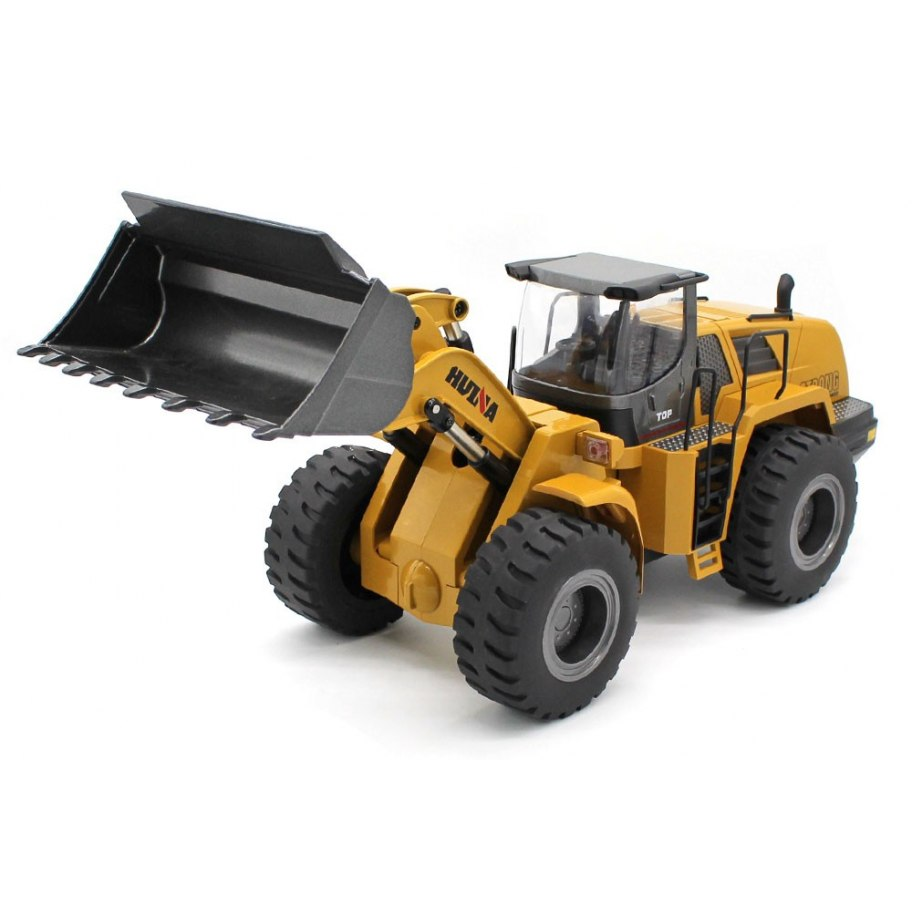 Huina 1583 1/14 Alloy 10ch 2.4G Wheeled Loader