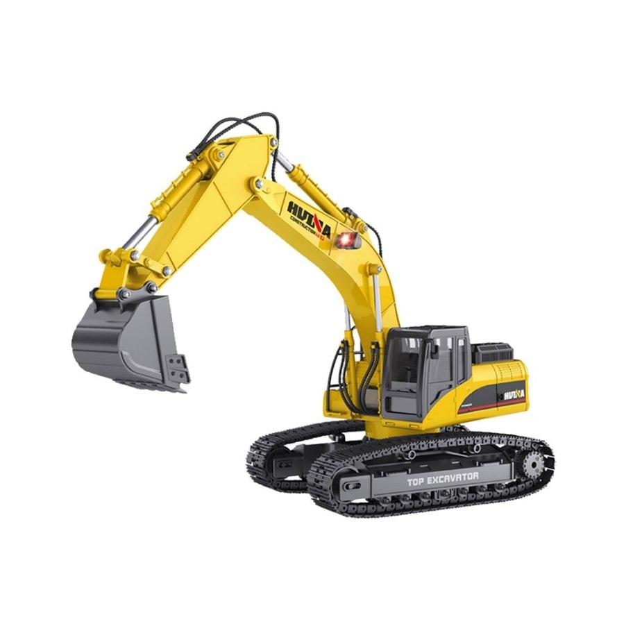 Huina 1/14 Full Alloy 23Ch 2.4G Excavator
