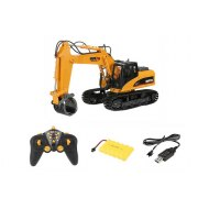 Huina 1570 1/14Th Rc Timber Grabber 2.4G 16Ch W/Die Cast Grab