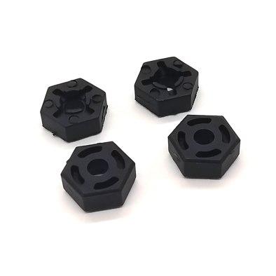Hexagonal Wheel Seat (4Pcs.)144001