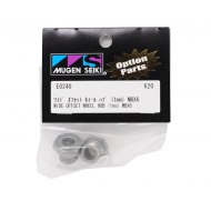 Hexagono +1mm Mugen MBX8