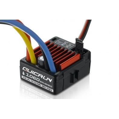 Hobbywing Quicrun 1060 Waterproof Brushed Sbec...