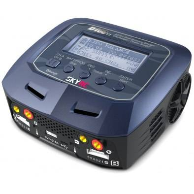 Skyrc D100 V2 Charger - 2X100W