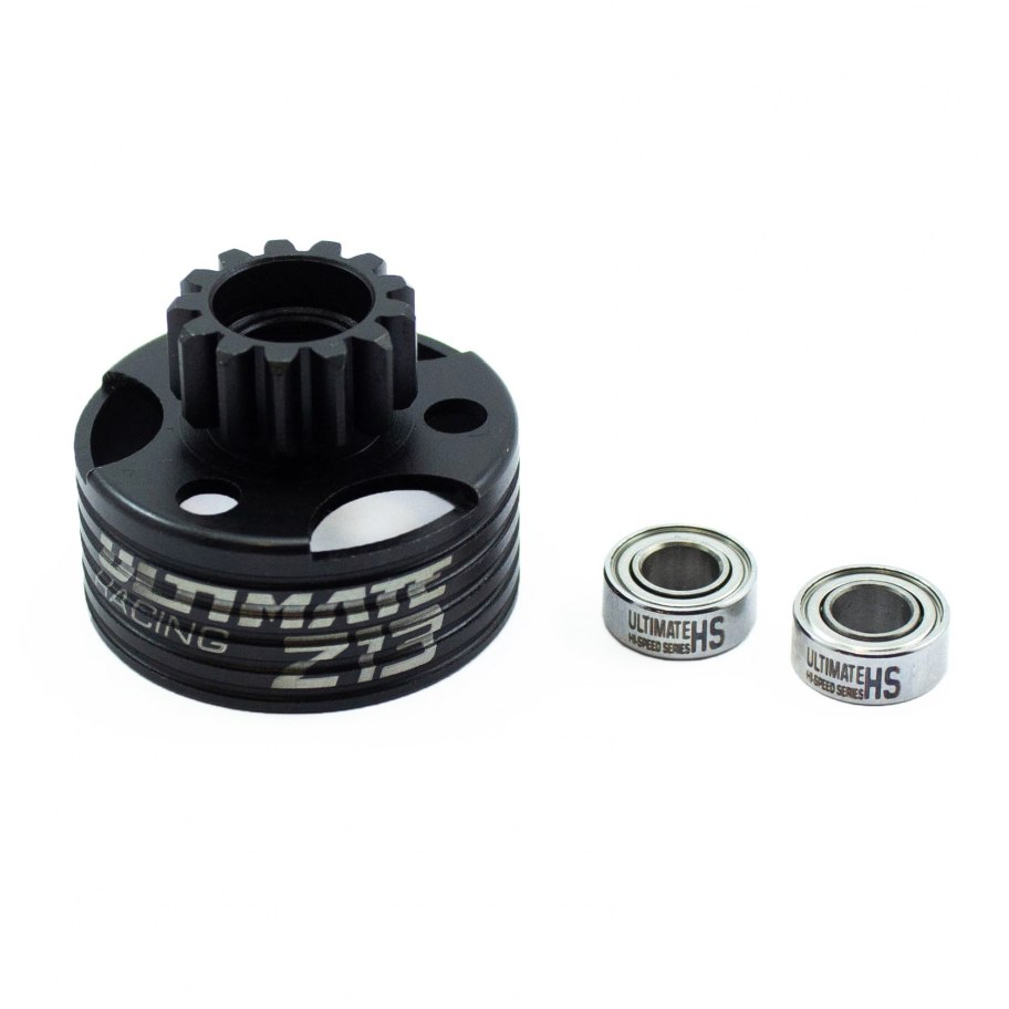 Ultimate Racing Ventilated Z13 Clutch Bell With Bearings