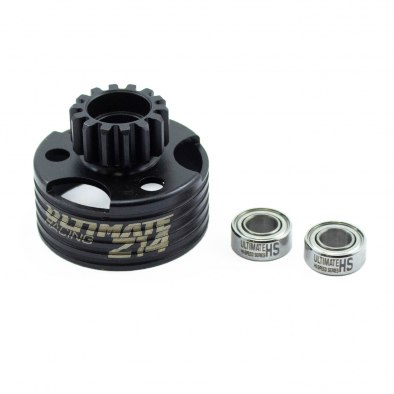 Ultimate Racing Ventilated Z14 Clutch Bell With...