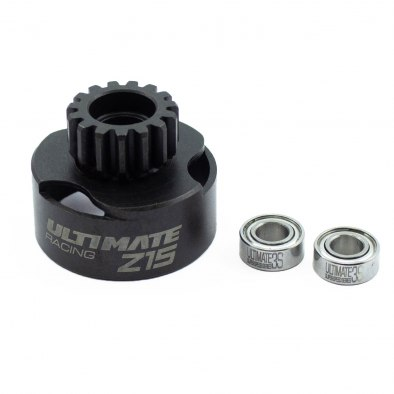 Ultimate Racing Ventilated Z15 Clutch Bell With...