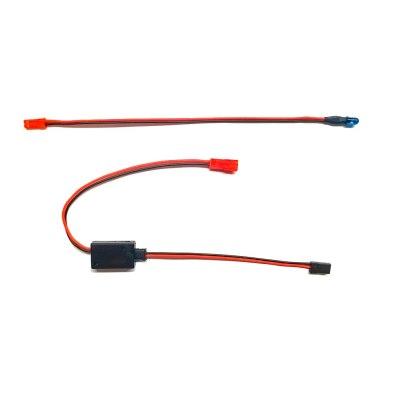 Transponder Lapmonitor Con LED Externo (JST)