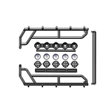 Set Portaequipajes Superior RGT 86110