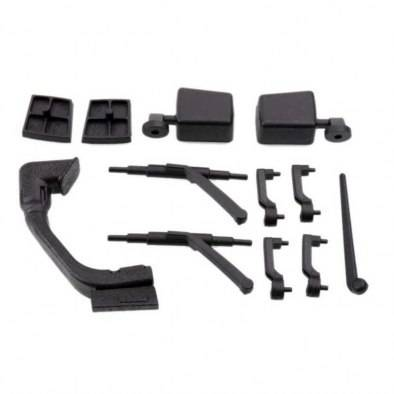 RGT 86100/86100Pro Bodyshell Moulded Accessories