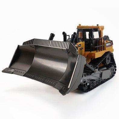 Excavadora Huina 1569 1/16 2.4Ghz - Bulldozer...