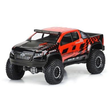 """Pro-Line Chevy Colorado ZR2 12.3"""" Rock Crawler..."""