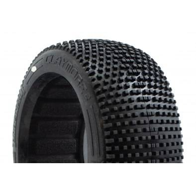 Procircuit Claymore v2 Buggy Tires with Inserts...