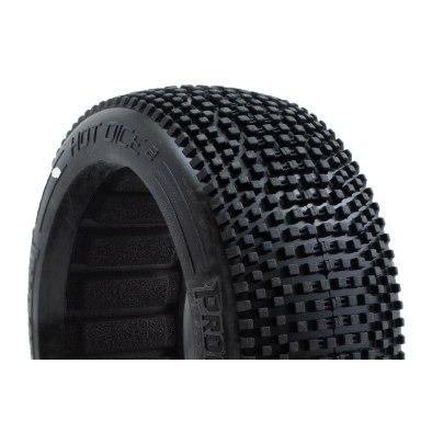 Procircuit Hot Dice v2 Neumáticos + Inserts (2)