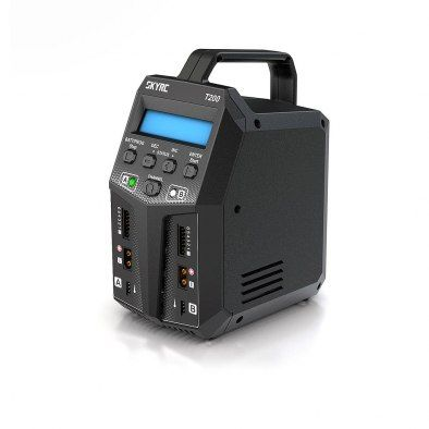SkyRC T200 - 2x100W - Dual Charger