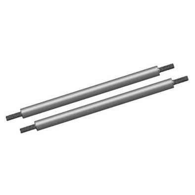 RGT Nickel Coated Steel Axle Link Rod 109mm