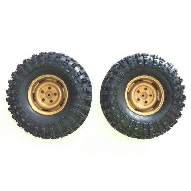 RGT 86010-Cj Premounted Tire & Wheel Set (L+R)