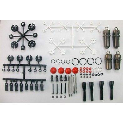 Set Amortiguadores Hong Nor X3 (4) Delanteros +...