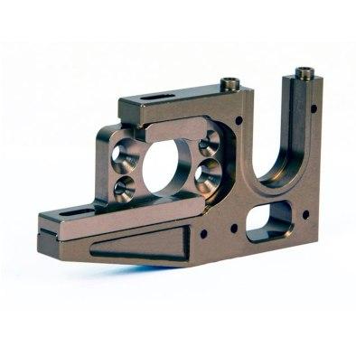 Bancada Motor Aluminio CNC 2 Piezas Hong Nor X3GTE
