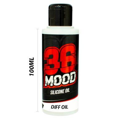 36MOOD Silicone Differential Oil - 100ml