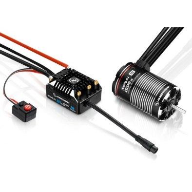 Hobbywing Xerun AXE 540-2100KV R2 FOC