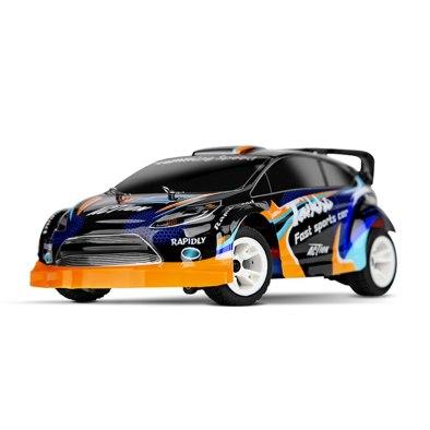 Coche teledirigido Wltoys A242 de Rally 4x4.