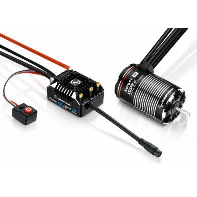 Hobbywing AXE 550 R2-FOC 3300kv Sensored...